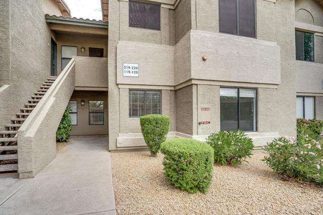 9600 N 96TH Street #120, Scottsdale, AZ 85258 (MLS #5929697) :: Yost Realty Group at RE/MAX Casa Grande