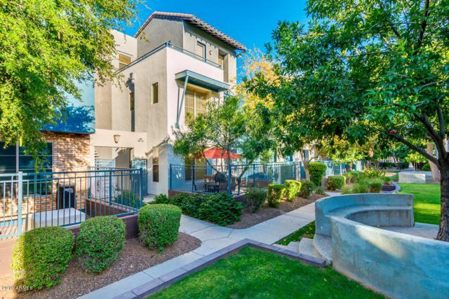 615 E Portland Street #168, Phoenix, AZ 85004 (MLS #5929757) :: Occasio Realty