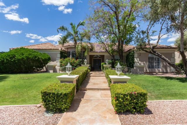 10110 E Doubletree Ranch Road, Scottsdale, AZ 85258 (MLS #5929775) :: Riddle Realty