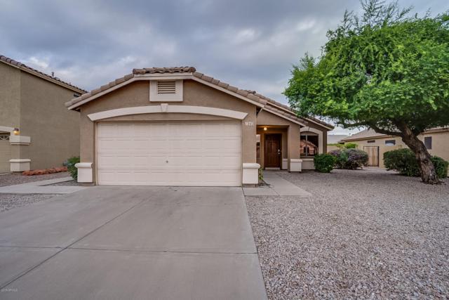 1242 N Mckenna Lane, Gilbert, AZ 85233 (MLS #5929814) :: Team Wilson Real Estate