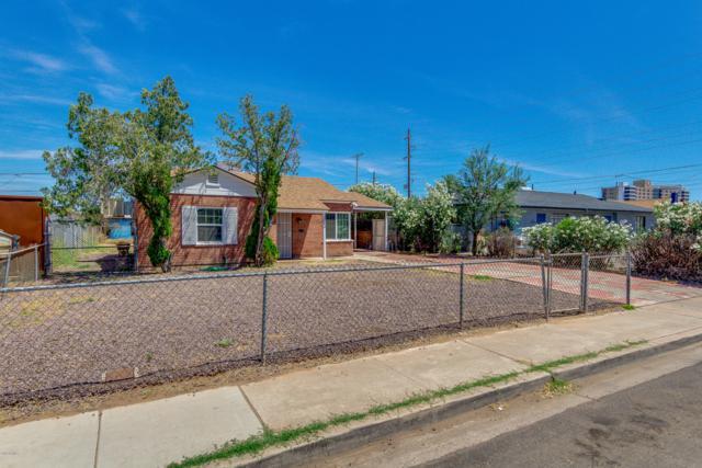 1540 E Virginia Avenue, Phoenix, AZ 85006 (MLS #5929835) :: The Wehner Group