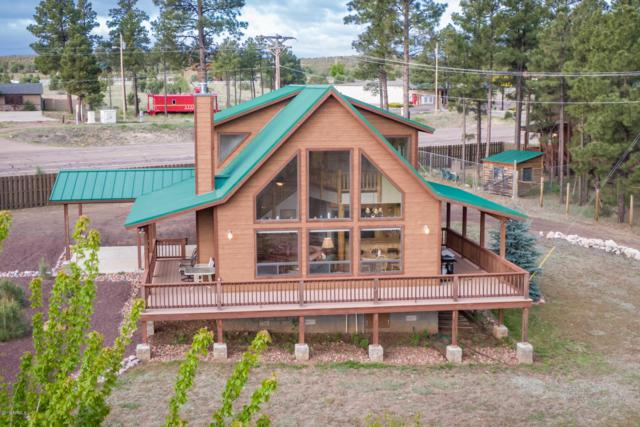 2272 State Road 260 Highway, Overgaard, AZ 85933 (MLS #5929870) :: The Kenny Klaus Team