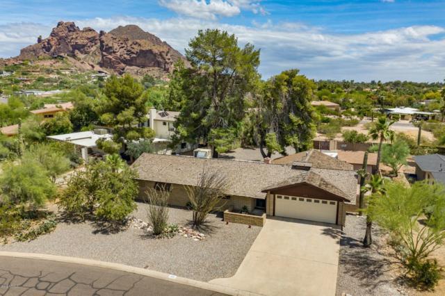 5525 N Marion Way, Phoenix, AZ 85018 (MLS #5929889) :: Team Wilson Real Estate