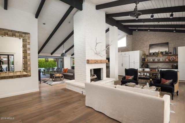 8337 E San Rosendo Drive, Scottsdale, AZ 85258 (MLS #5929893) :: Conway Real Estate