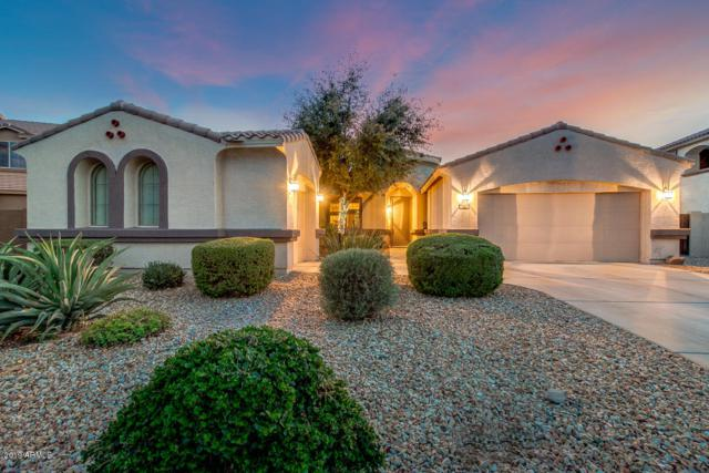4362 N 153RD Drive, Goodyear, AZ 85395 (MLS #5929900) :: The Kenny Klaus Team