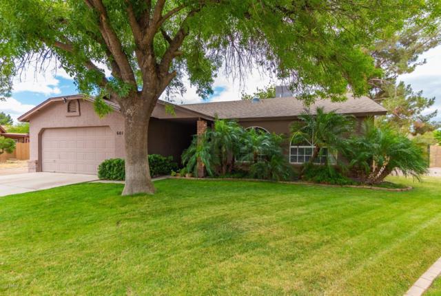 601 S San Marcos Court, Gilbert, AZ 85296 (MLS #5929932) :: Team Wilson Real Estate