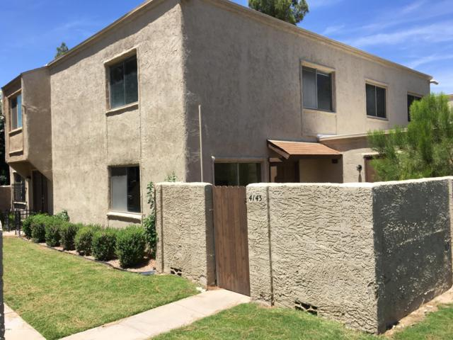4143 N 81ST Street, Scottsdale, AZ 85251 (MLS #5930041) :: Team Wilson Real Estate