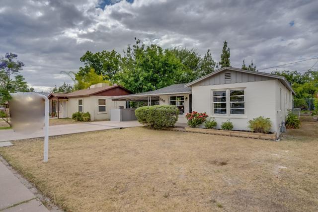 708 E 2ND Street, Mesa, AZ 85203 (MLS #5930074) :: The Kenny Klaus Team