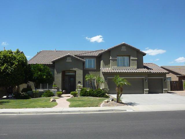 4460 E Dartmouth Street, Mesa, AZ 85205 (MLS #5930083) :: The Garcia Group