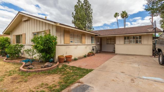 2211 W Rovey Avenue, Phoenix, AZ 85015 (MLS #5930093) :: Team Wilson Real Estate