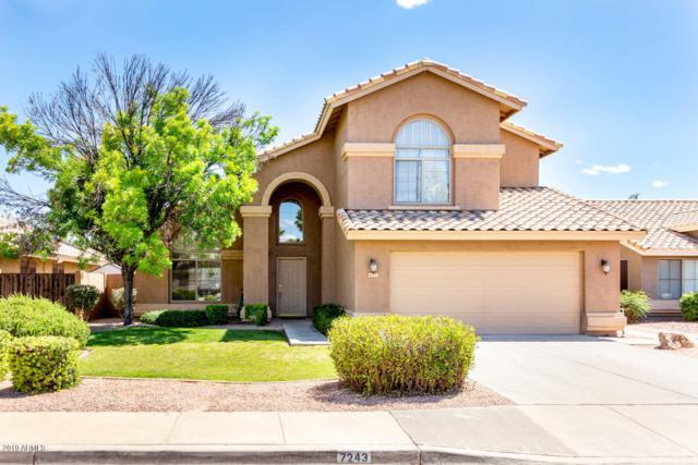 7243 E Nopal Avenue, Mesa, AZ 85209 (MLS #5930100) :: Occasio Realty