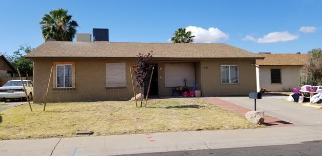 4149 E Nancy Lane, Phoenix, AZ 85042 (MLS #5930106) :: Home Solutions Team