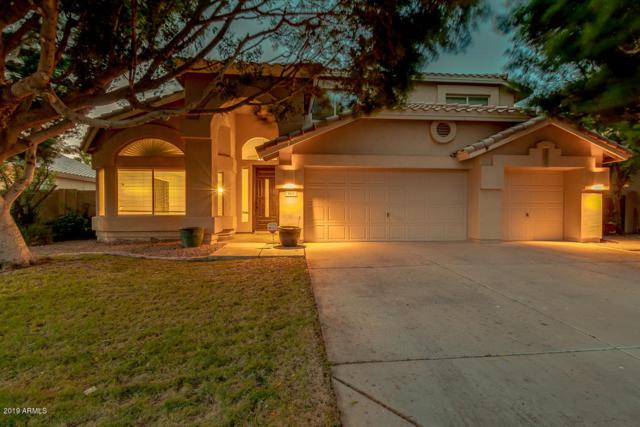 862 W Aster Drive, Chandler, AZ 85248 (MLS #5930123) :: CC & Co. Real Estate Team