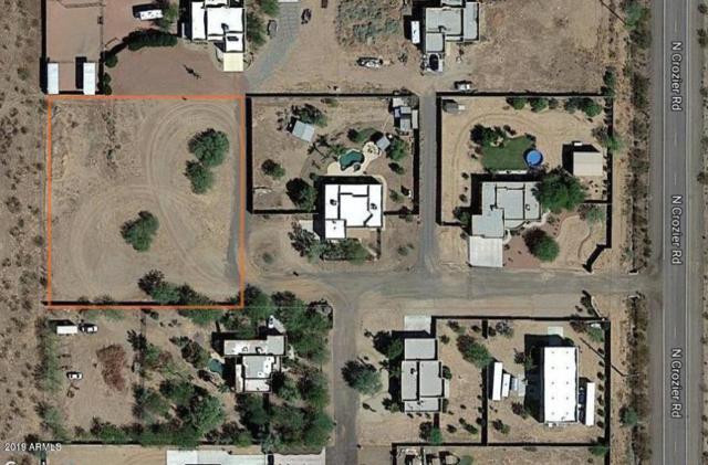 0 N Crozier Road W, Wittmann, AZ 85361 (MLS #5930134) :: Yost Realty Group at RE/MAX Casa Grande