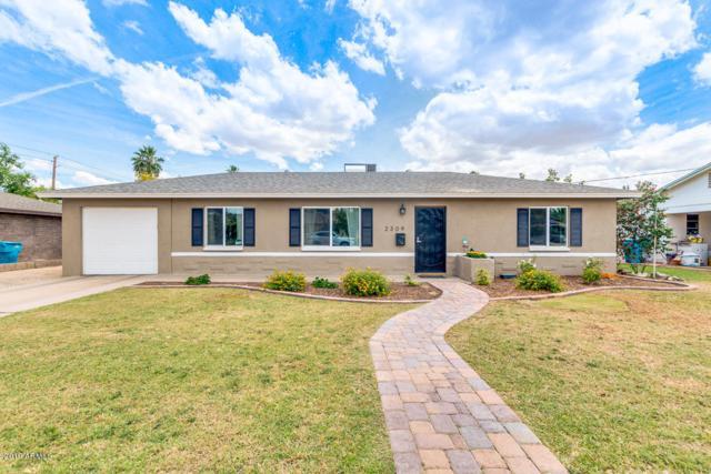 2309 W Flower Street, Phoenix, AZ 85015 (MLS #5930150) :: CC & Co. Real Estate Team