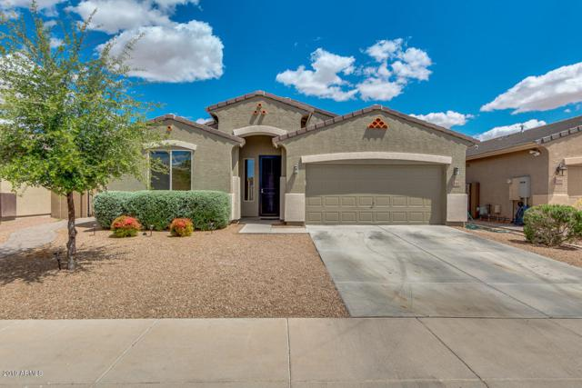1332 E Eucalyptus Lane, San Tan Valley, AZ 85143 (MLS #5930182) :: The Kenny Klaus Team