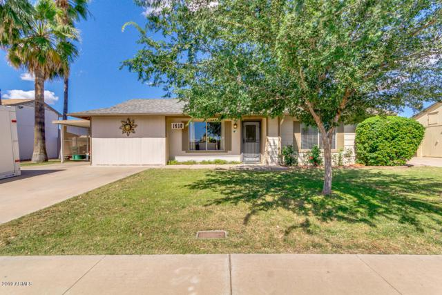 1410 N Bellview, Mesa, AZ 85203 (MLS #5930254) :: Openshaw Real Estate Group in partnership with The Jesse Herfel Real Estate Group