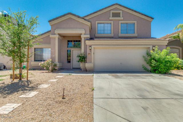 12721 W Boca Raton Road, El Mirage, AZ 85335 (MLS #5930256) :: Home Solutions Team