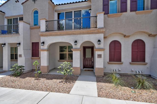 4022 E Erie Street #103, Gilbert, AZ 85295 (MLS #5930259) :: Occasio Realty