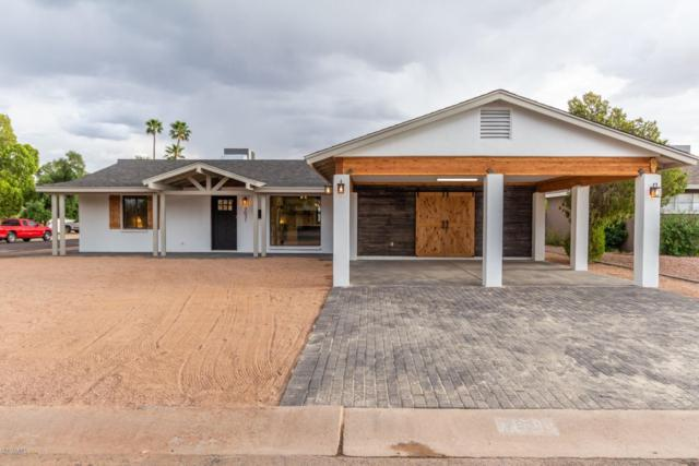 7031 E Monte Vista Road, Scottsdale, AZ 85257 (MLS #5930353) :: Openshaw Real Estate Group in partnership with The Jesse Herfel Real Estate Group