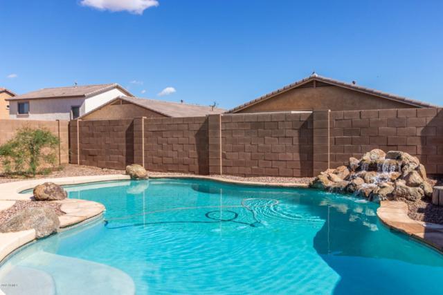 45056 W Miramar Road, Maricopa, AZ 85139 (MLS #5930421) :: Yost Realty Group at RE/MAX Casa Grande