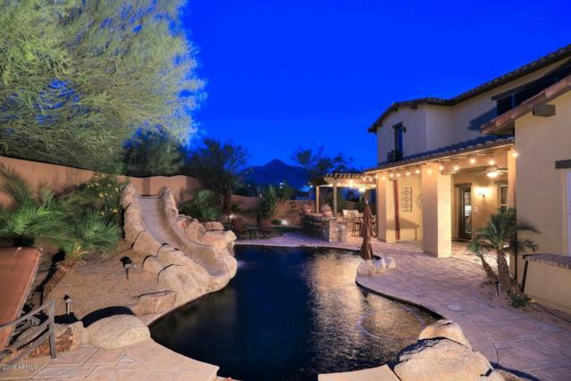 9604 E Diamond Rim Drive, Scottsdale, AZ 85255 (MLS #5930426) :: The Wehner Group