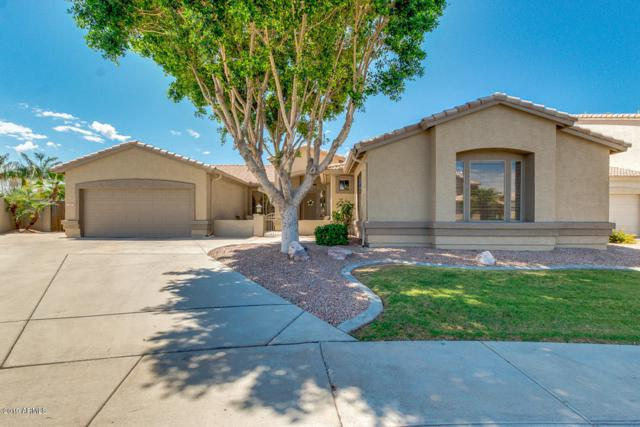 1833 E Kenwood Street, Mesa, AZ 85203 (MLS #5930433) :: CC & Co. Real Estate Team
