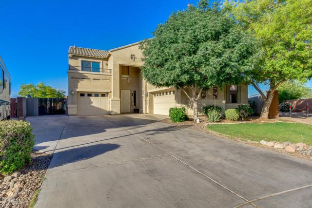 38857 N Jonathan Street, San Tan Valley, AZ 85140 (MLS #5930441) :: The Laughton Team