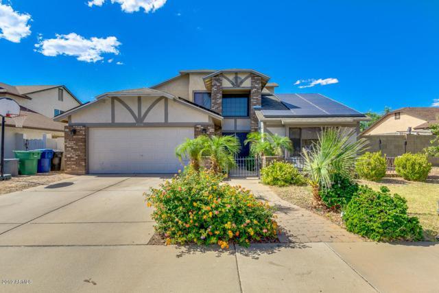 4916 E Dallas Street, Mesa, AZ 85205 (MLS #5930445) :: Riddle Realty