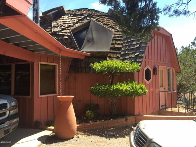 1890 &1920 Maxwell House Drive, Sedona, AZ 86336 (MLS #5930475) :: The Kenny Klaus Team