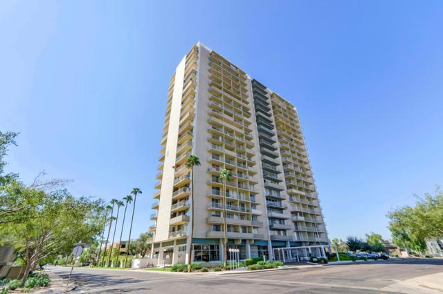 207 W Clarendon Avenue 7F, Phoenix, AZ 85013 (MLS #5930476) :: Team Wilson Real Estate