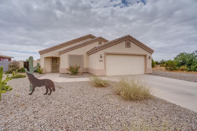 14783 S Redondo Road, Arizona City, AZ 85123 (MLS #5930484) :: CC & Co. Real Estate Team