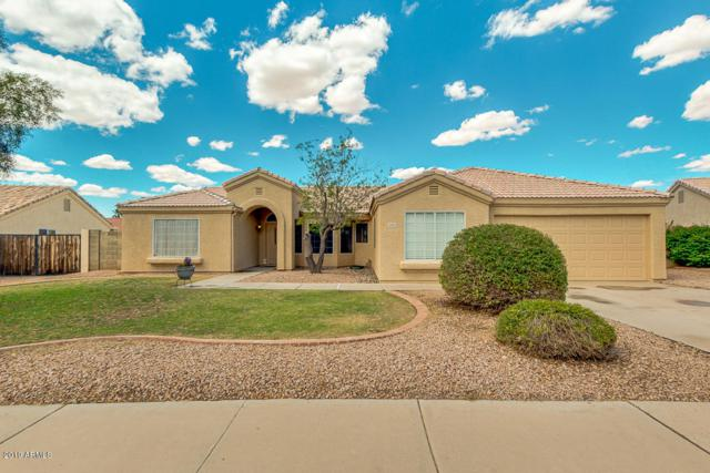 5910 E Ivy Street, Mesa, AZ 85205 (MLS #5930488) :: CC & Co. Real Estate Team