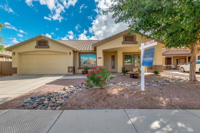 38238 N Nuevo Laredo Lane, San Tan Valley, AZ 85140 (MLS #5930500) :: The Laughton Team