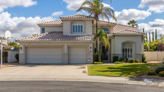 15043 N 55TH Street, Scottsdale, AZ 85254 (MLS #5930505) :: CC & Co. Real Estate Team