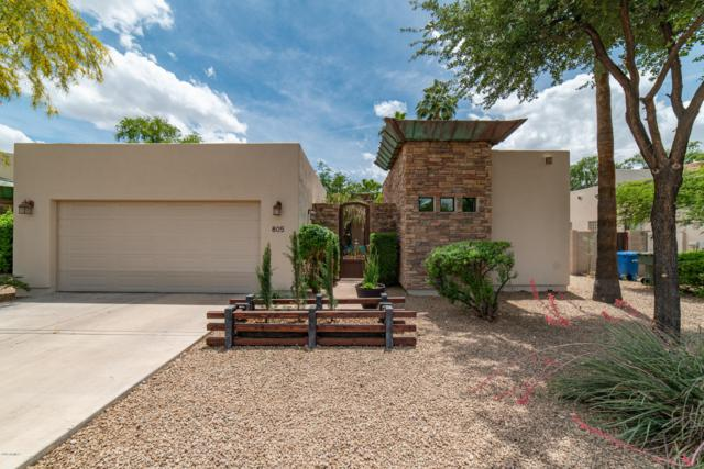 805 E Ocotillo Road E, Phoenix, AZ 85014 (MLS #5930511) :: Team Wilson Real Estate