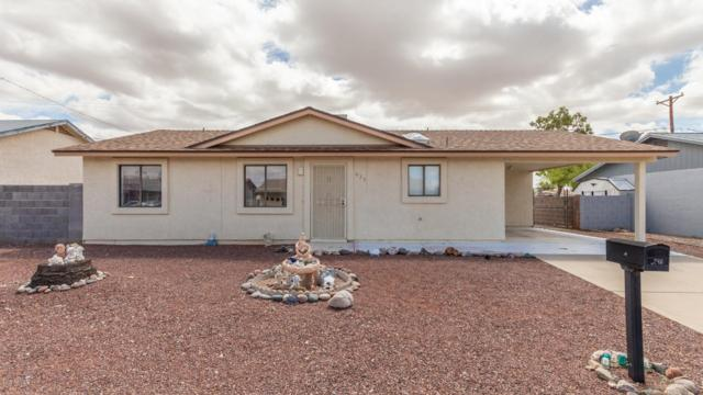 635 S Stardust Lane, Apache Junction, AZ 85120 (MLS #5930547) :: Team Wilson Real Estate