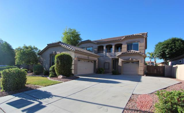 10111 E Lakeview Avenue, Mesa, AZ 85209 (MLS #5930570) :: Team Wilson Real Estate