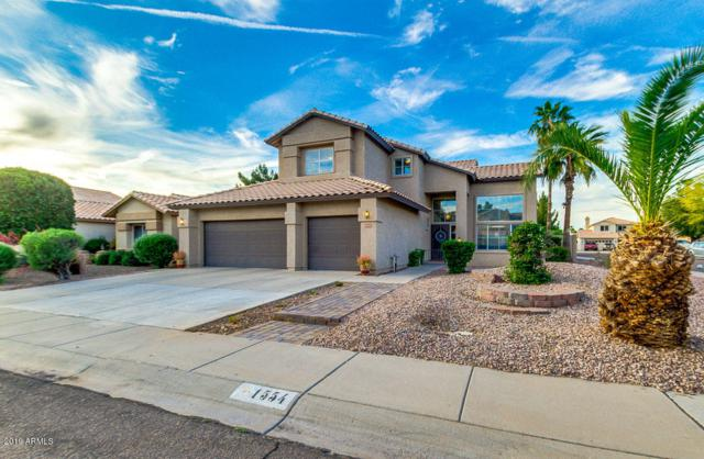 1554 E Douglas Avenue, Gilbert, AZ 85234 (MLS #5930605) :: Riddle Realty