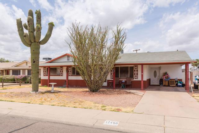 12450 N 29TH Drive, Phoenix, AZ 85029 (MLS #5930623) :: CC & Co. Real Estate Team