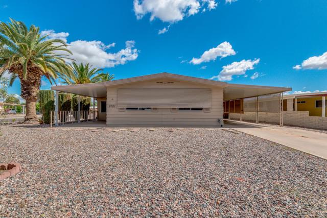 9101 E Country Club Drive, Sun Lakes, AZ 85248 (MLS #5930629) :: CC & Co. Real Estate Team