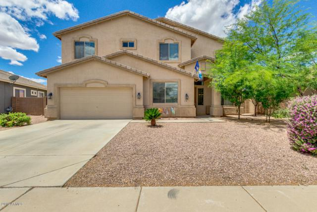 3684 S Moccasin Trail, Gilbert, AZ 85297 (MLS #5930643) :: CC & Co. Real Estate Team