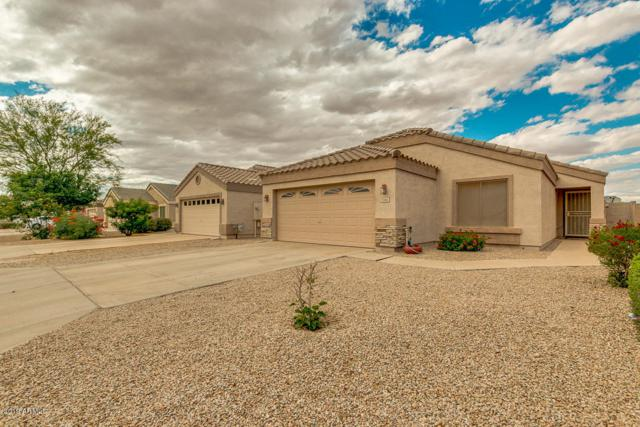 1066 E Christopher Street, San Tan Valley, AZ 85140 (MLS #5930651) :: The Laughton Team
