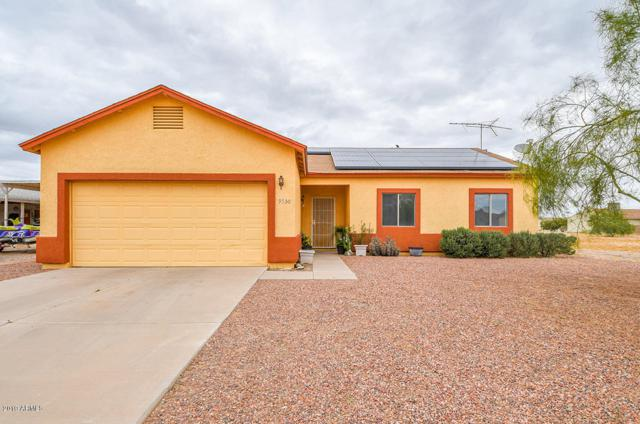 9530 W Swansea Drive, Arizona City, AZ 85123 (MLS #5930672) :: CC & Co. Real Estate Team