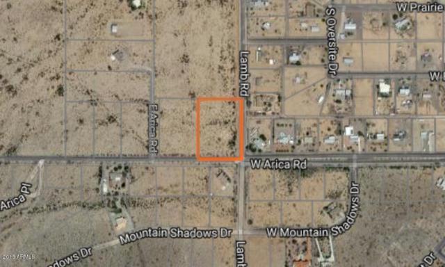 0 W Arica Road, Casa Grande, AZ 85193 (MLS #5930677) :: Riddle Realty Group - Keller Williams Arizona Realty