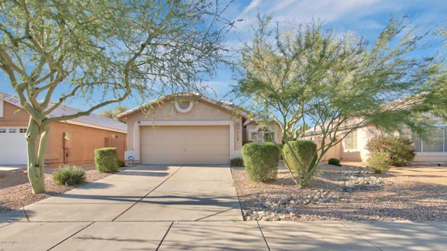 718 W Orange Drive, Gilbert, AZ 85233 (MLS #5930710) :: CC & Co. Real Estate Team