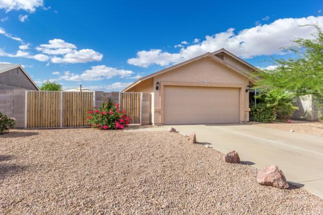 9016 W Pineveta Drive, Arizona City, AZ 85123 (MLS #5930726) :: The Pete Dijkstra Team