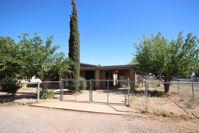 335 W Grace Avenue, Pirtleville, AZ 85626 (MLS #5930739) :: Yost Realty Group at RE/MAX Casa Grande