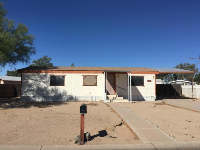 1652 N Mesa Verde Drive, Casa Grande, AZ 85122 (MLS #5930740) :: Yost Realty Group at RE/MAX Casa Grande