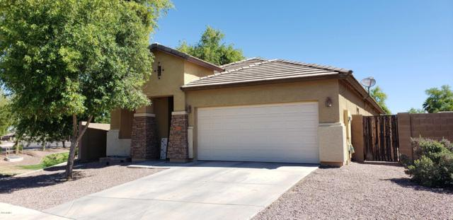 24880 W Dove Trail, Buckeye, AZ 85326 (MLS #5930747) :: The Luna Team